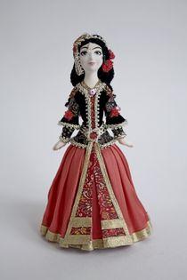 Doll gift. Syrian dancer