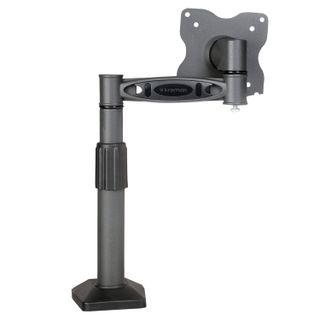 "KROMAX / Desktop monitor arm OFFICE-1, VESA 75/100, 10 ""-24"", up to 10 kg, 5 steps. freedom"