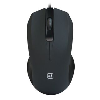DEFENDER / Wired mouse # 1 MM-310, USB, 2 buttons + 1 wheel-button, optical, black
