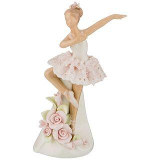"""Porcelain statuette """"Ballerina"""" 10,5*6,5*15,5 cm"""