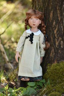 Zwergnase / Exclusive, collectible doll Zenzi