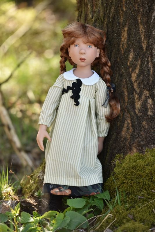 Zwergnase / Exclusive, collectible doll Zenzi