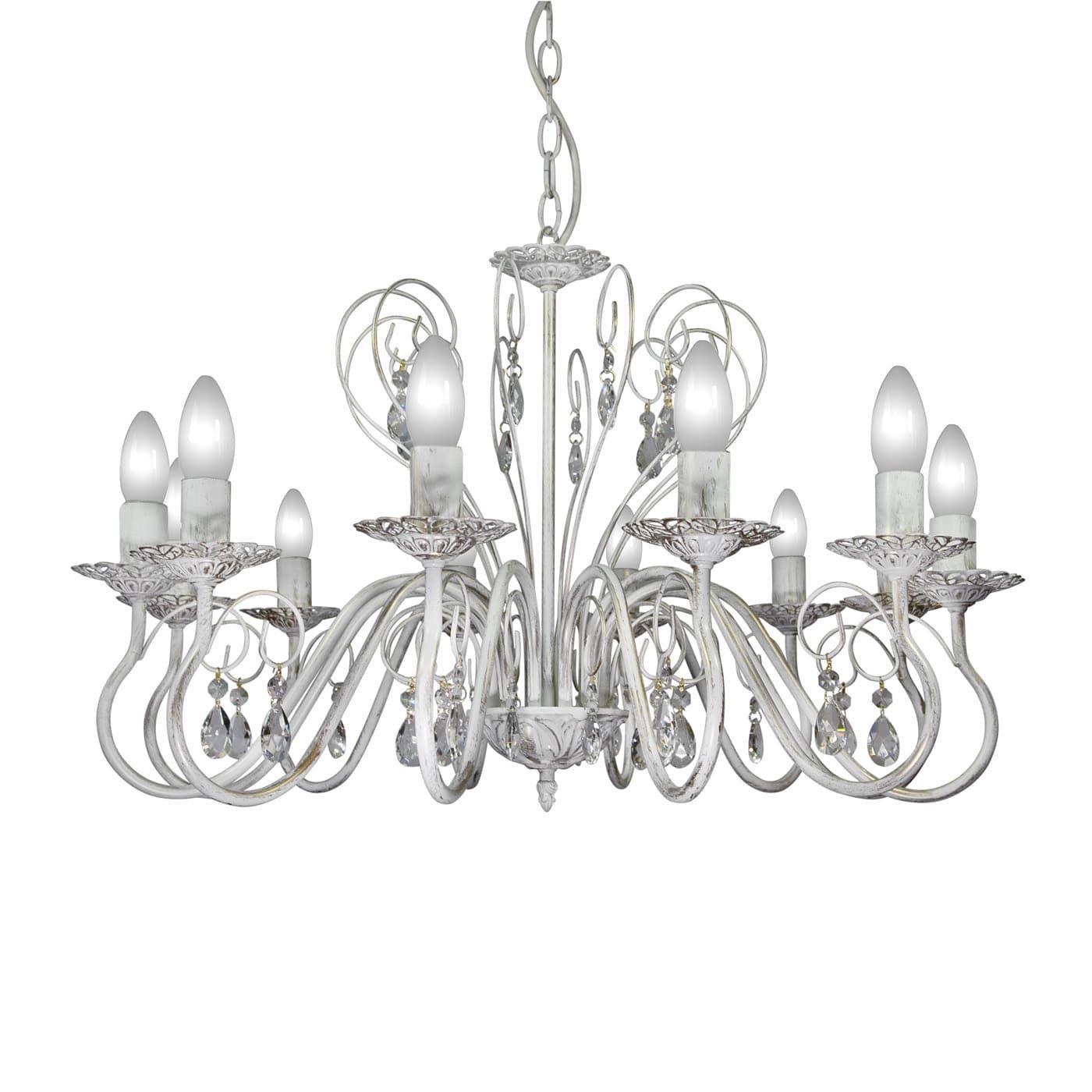 PETRASVET / Pendant chandelier S1163-12, 12xE14 max. 60W