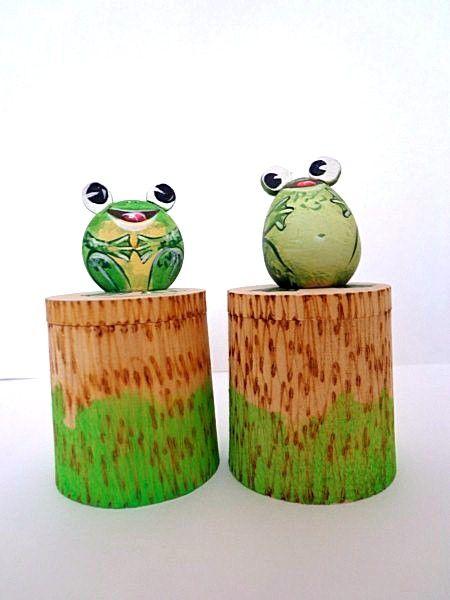 """Tver souvenirs / """"Frog"""" box, 2 pcs."""
