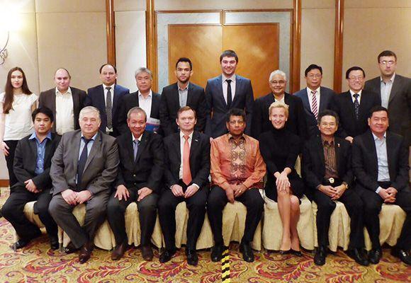 Das Portal Global Trade Ger stieß auf großes Interesse bei den Unternehmen der ASEAN-Staaten