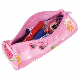 Pencil case-tube BRAUBERG, with the effect of Soft Touch, soft,