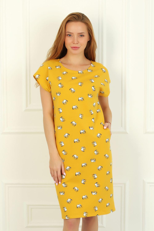 Lika Dress / Home dress Elephant 11Ж Art. 5948