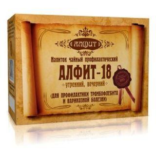 Alfit-18 Thrombophlebitis