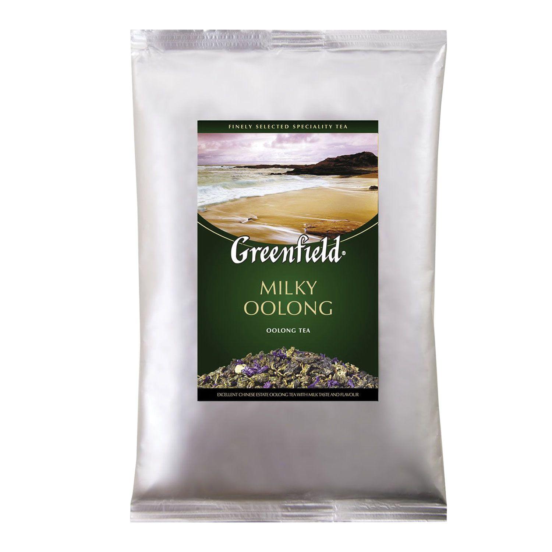 """GREENFIELD / Tea """"Milky Oolong"""" oolong leaf, packet 250 g"""