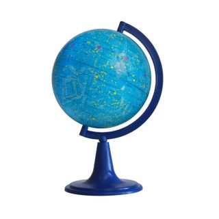 Globe Starry Sky 120 on a stand made of plastic