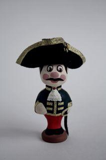 Doll gift. Captain scorers