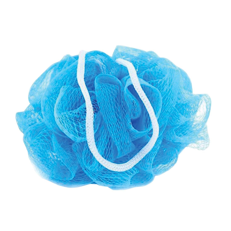 "Scrubber for telanylon 42 g (11x11x11 cm) assorted ""Ball Maxi"" TIAMO ""Original"""