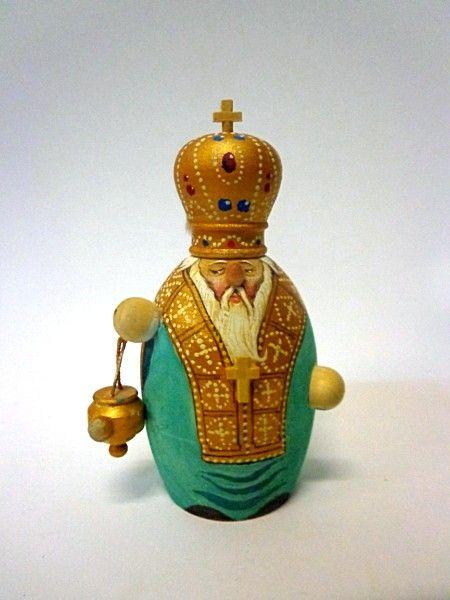 "Tver souvenirs / Casket ""Priest"""