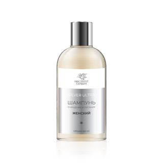 "Shampoo for women ""SILVER ULTRA Cleansing Power"" 250 ml, the Silver Institute"