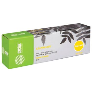 XEROX Color Phaser 6140 CACTUS Toner Cartridge (CS-PH6140Y), Yellow, Yield 2000 pages