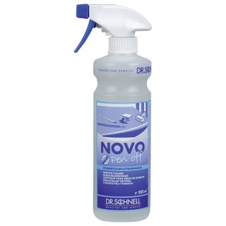 """Means for removing traces of marker, scotch tape 500 ml, DR.SCHNELL """"NOVO pen-off"""", neutral, with spray"""