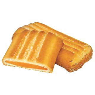 BELOGORE / Allegro cookies with apricot filling, by weight, corrugated box 2.5 kg