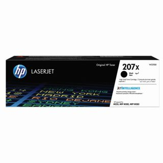 Toner Cartridge HP (W2210X) 207X for HP Color LJ M282 / M283 / M255, Black, Original, yield 3150 pages