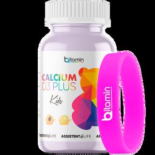 Calcium D-3 Plus