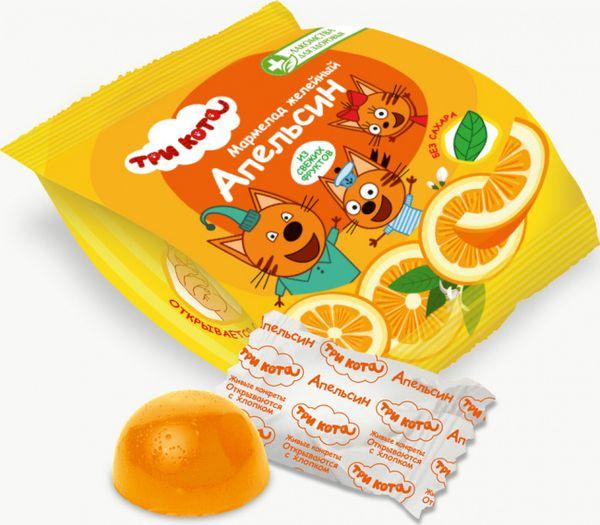 Jelly marmalade with orange, 35g