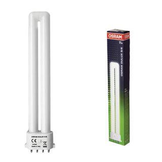 OSRAM / Fluorescent lamp DULUX S / E 11W / 21-840, 11 W, U-shape, cold white light, base 2G7