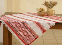 """Handmade fabric napkin """"Zarnitsa"""", 92x86"""