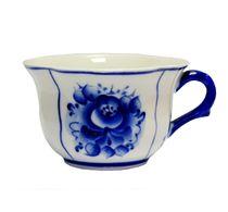 A Cup of tea 2nd grade, Gzhel Porcelain factory