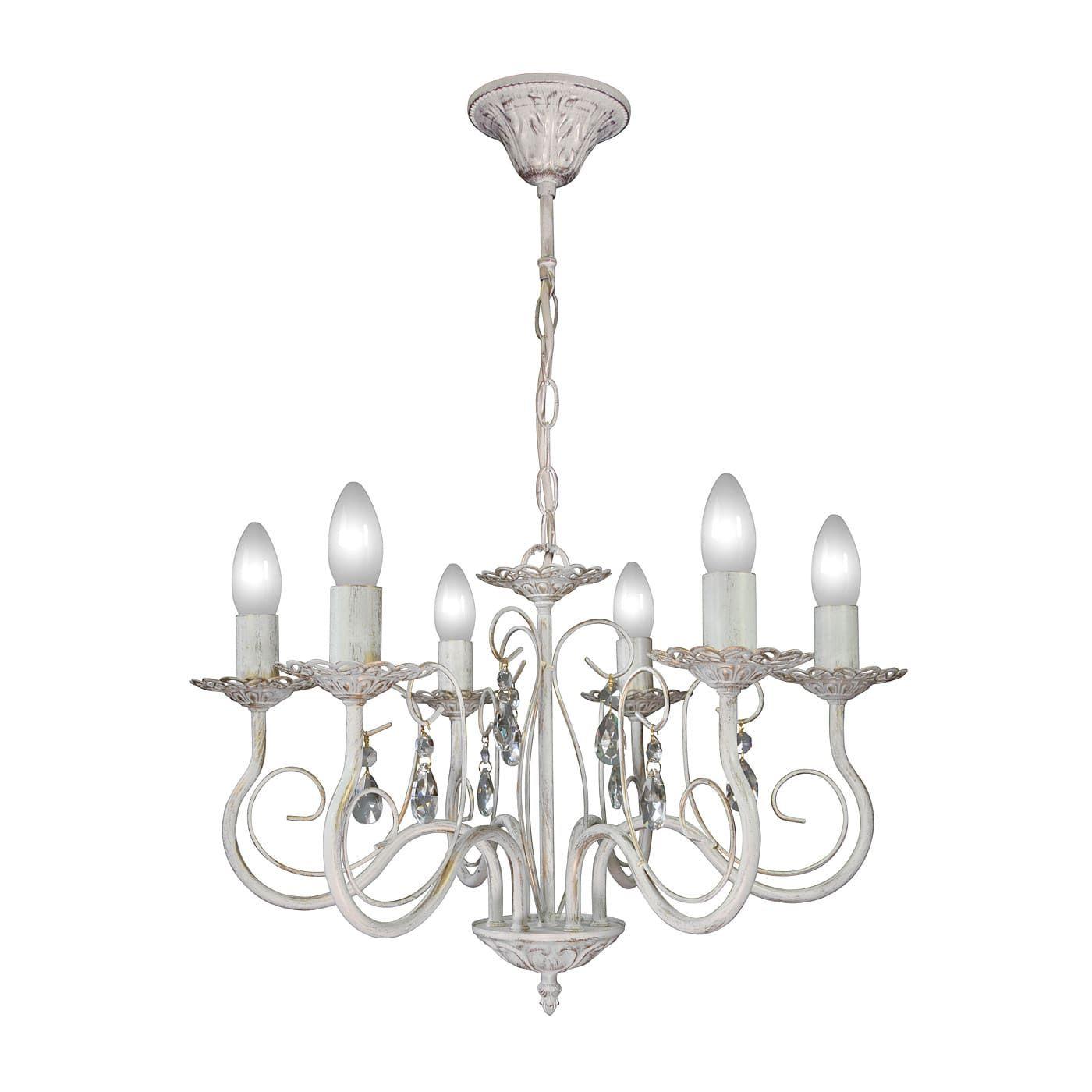 PETRASVET / Pendant chandelier S1035-6, 6xE14 max. 60W