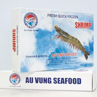 Paper packaging for frozen food