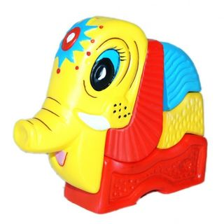 Bright, colorful Elephant-designer.  Article: SI-236