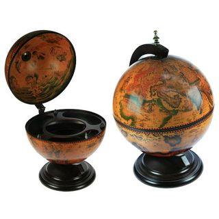 Packaging Globe Bar