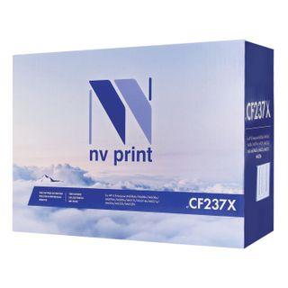 Toner cartridge NV PRINT (NV-CF237X) for HP LJ M607n / M608n / M631h / z, page yield 25,000 pages