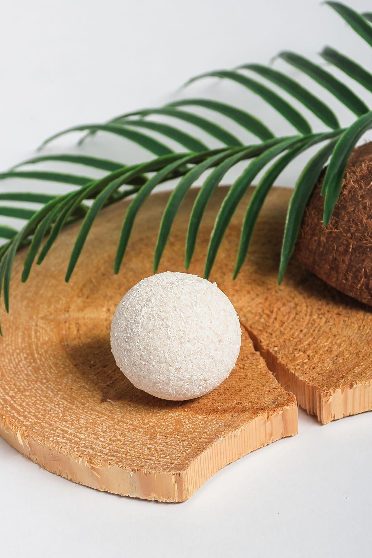 "Bomb bath ""Coconut"" SIBERINA"