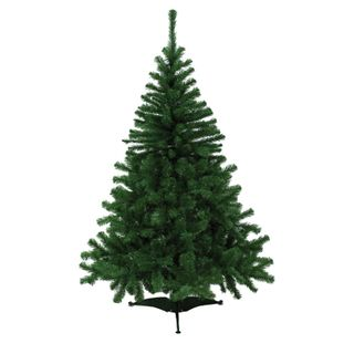 MOROZCO / Green artificial spruce