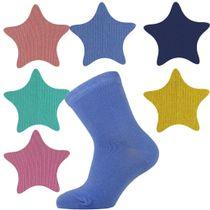 Children's socks, monophonic