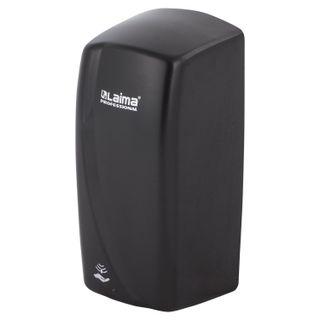 Dispenser for liquid soap LAIMA PROFESSIONAL, ORIGINAL, LIQUID, TOUCH, 1 liter, black, ABS plastic