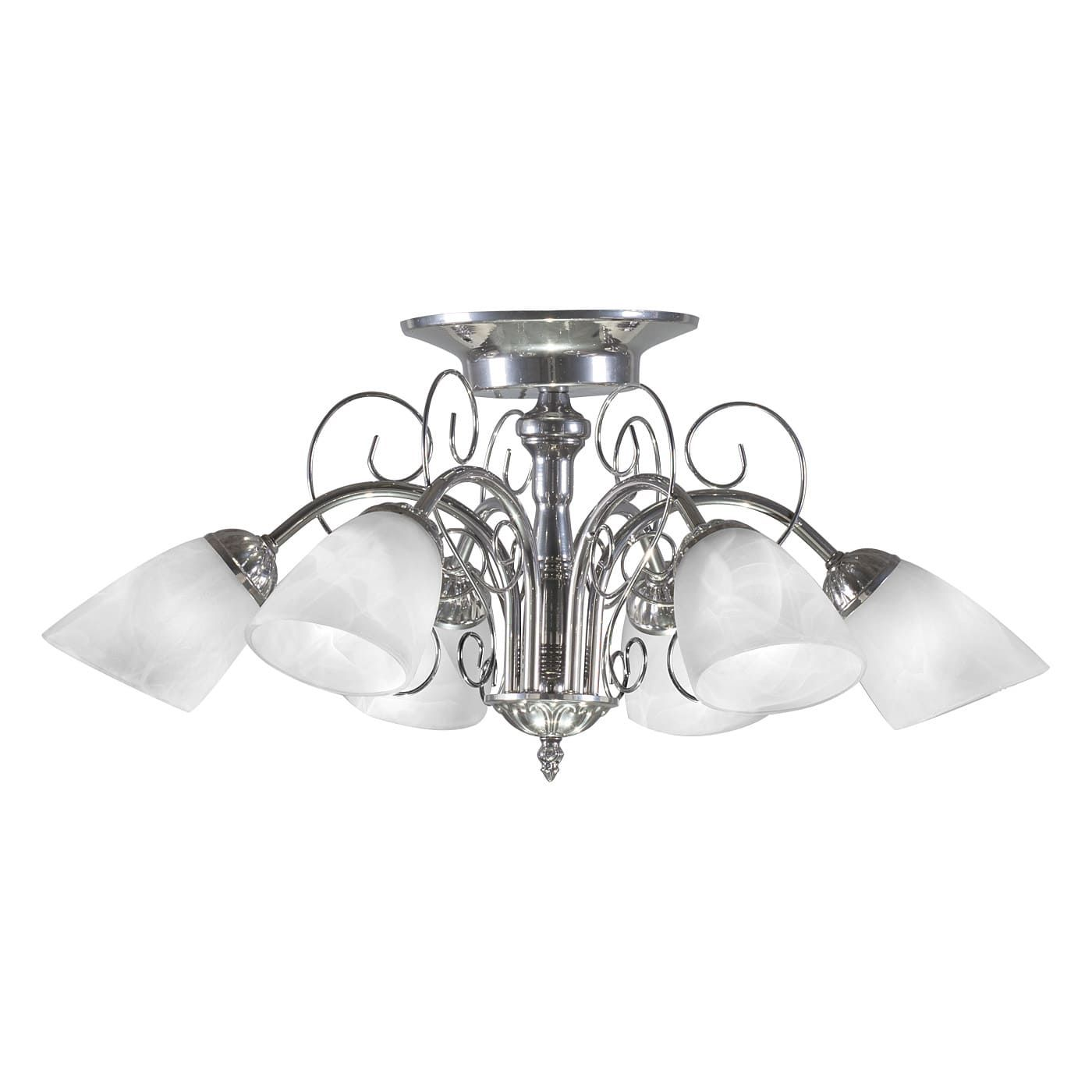 PETRASVET / Ceiling chandelier S2122-6, 6xE14 max. 60W