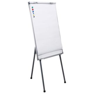 Notepad for flipchart BRAUBERG, 50 sheets, clear, 67,5х98 cm, 80 g/m2