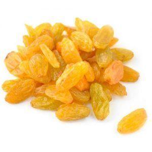 Golden Raisins (kalifar, objush)