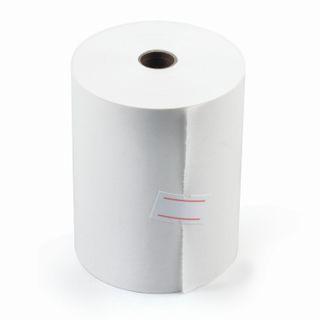 Receipt tape thermal PAPER 80 mm (diameter 66 mm, length 60 m, the sleeve 12 mm) SET of 6 PCs, 48 g/m2 STAFF