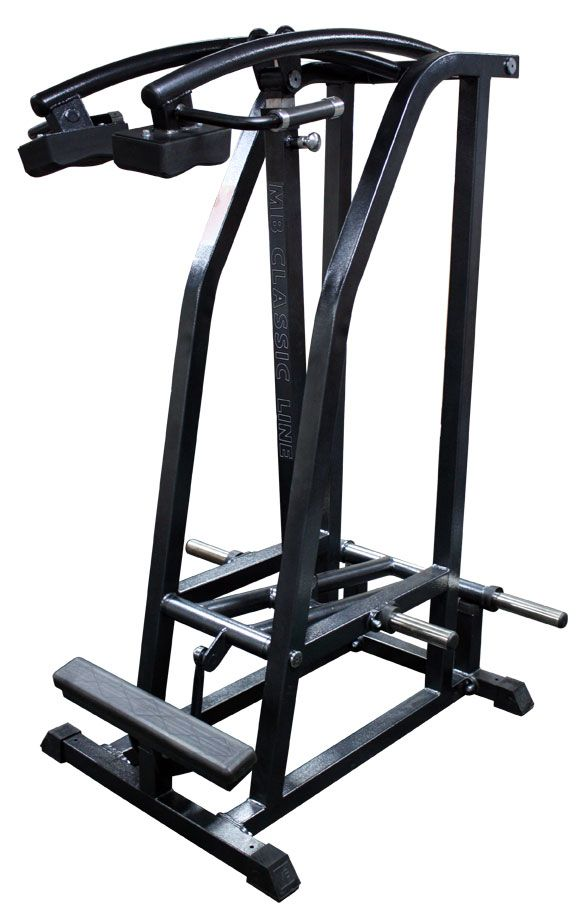 MB Barbell / Standing Calf (Free Weights)