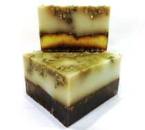 Handmade bar soap with herbs Linden blossom 500 g