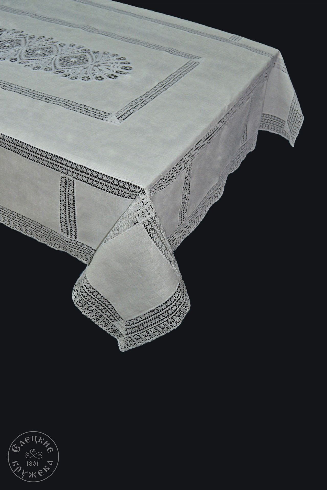 Yelets lace / Lace tablecloth С2862