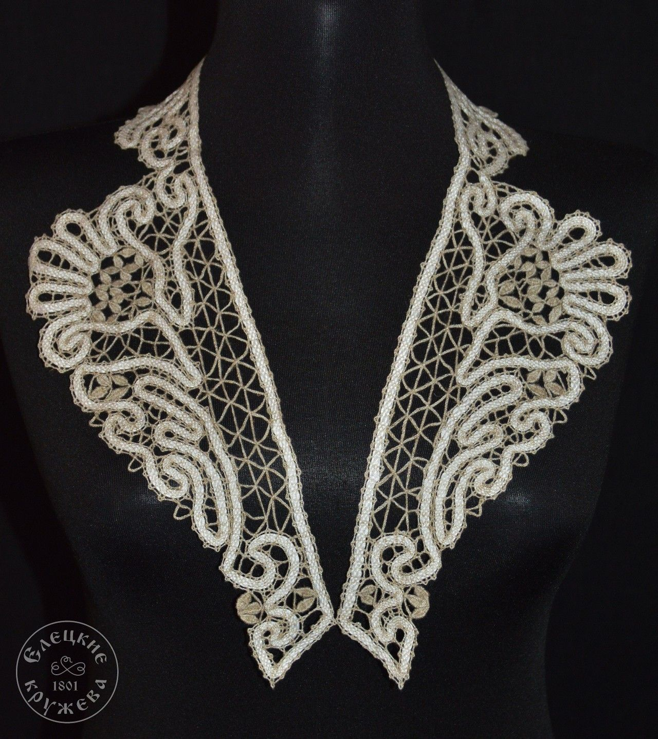 Yelets lace / Lace collar С520