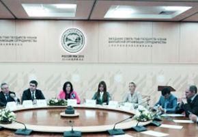 Global Rus Trade принял участие в Форуме малого бизнеса регионов стран-участниц ШОС и БРИКС
