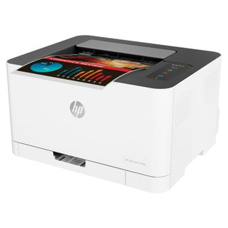 Laser printer COLOR HP Color Laser 150nw, A4, 18 ppm, 20,000 ppm, Wi-Fi, network card
