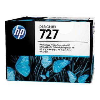 HP / Printhead for Plotter (B3P06A) Designjet T920 / 1500 # 727 6 Color Original