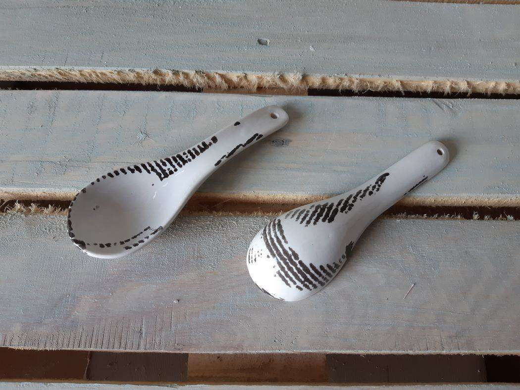 "Horex / Spoon ""Gazzetta Bianco"" (miso) 24 pcs."