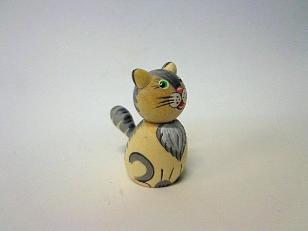 "Tver souvenirs / Fairy-tale characters ""Kitten"""