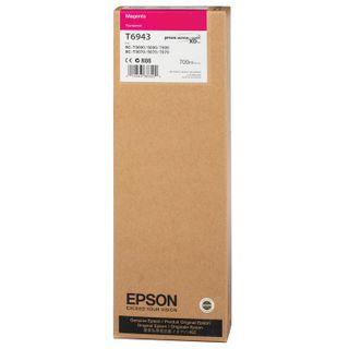 Inkjet cartridge for EPSON plotter (C13T694300) Epson SC-T3000 / 5000/7000 and others, magenta, 700 ml, original